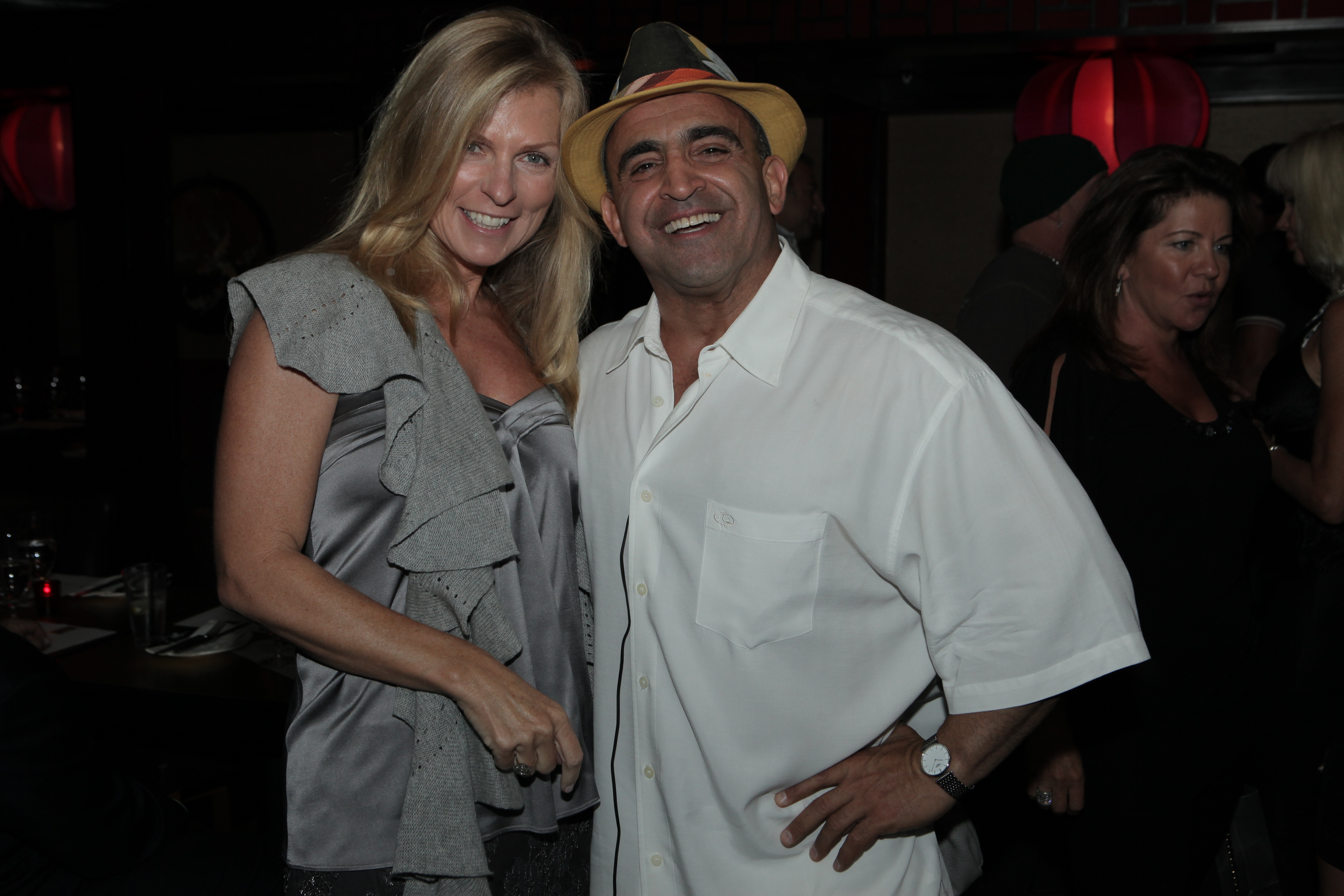 Holly Gores and Joe Antouri