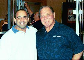 Bill Peal the Legend and Joe Antouri