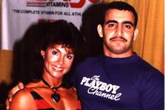 Joe Antouri and Mary Roberts.