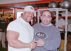 Joe Antouri and Will Harris.