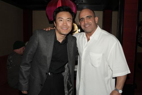 Joe Antouri and Dr. Tomi Tomizawa.