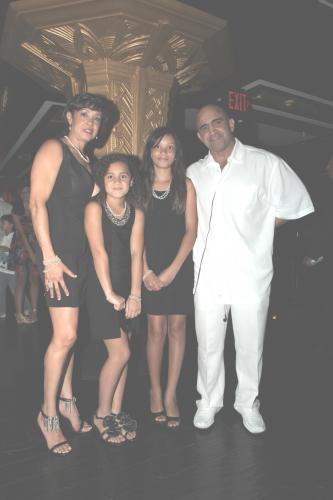 Joe Antouri and Familiy