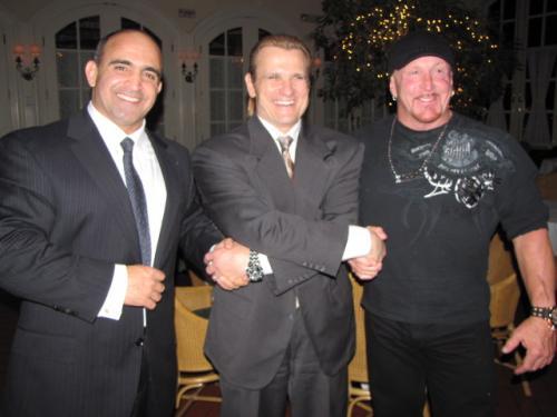 Joe Antouri, Tom Platz and Mike sable