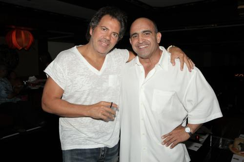 Tom Gores and Joe Antouri